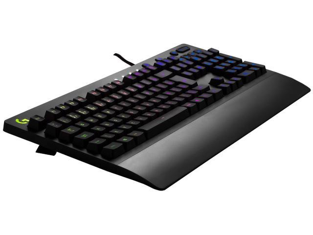 Imagem de Teclado Mecânico Gamer RGB Logitech G213 Prodigy