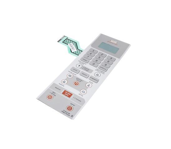 Imagem de Teclado Membrana para Microondas Brastemp - W10187221