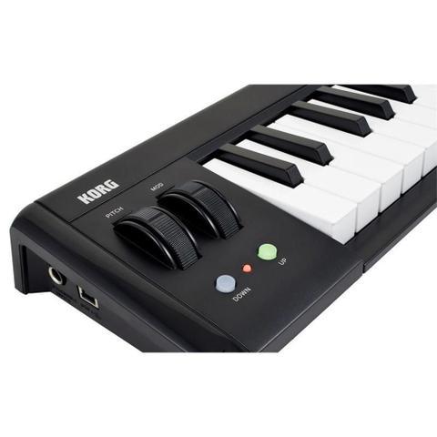 Imagem de Teclado Mini Controlador MIDI Korg Microkey 2 USB 37 Teclas