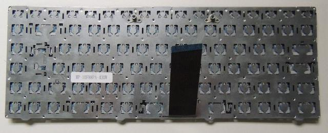 Imagem de Teclado Mp-10f88pa-430w Para Notebook Itautec W7730