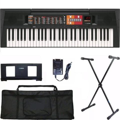 Imagem de Teclado Musical Yamaha PSR-F51 + Capa