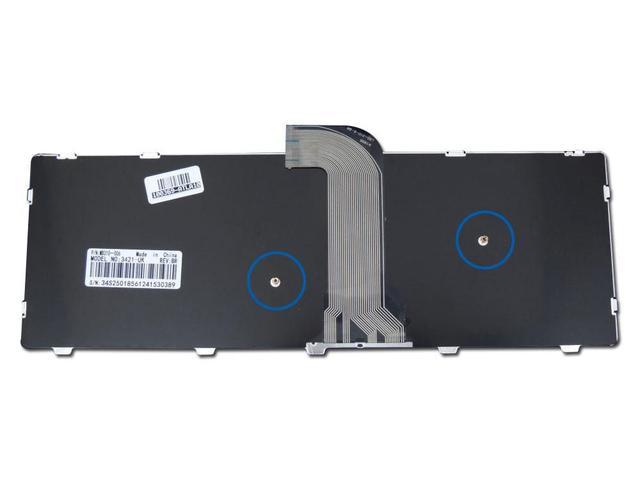 Imagem de Teclado Notebook - Dell Inspiron 14 3421 - Preto Br