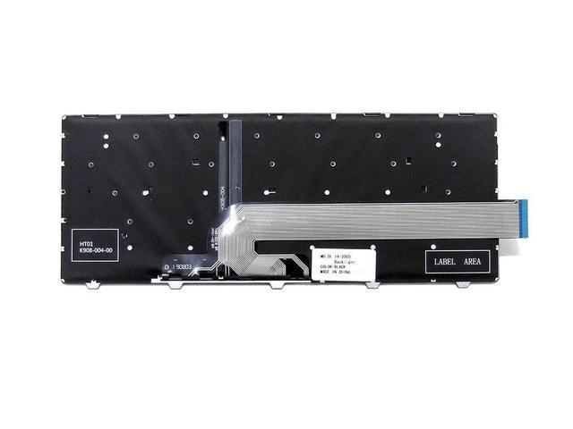 Imagem de Teclado Notebook Dell Inspiron 14-3442 - Iluminado - BR