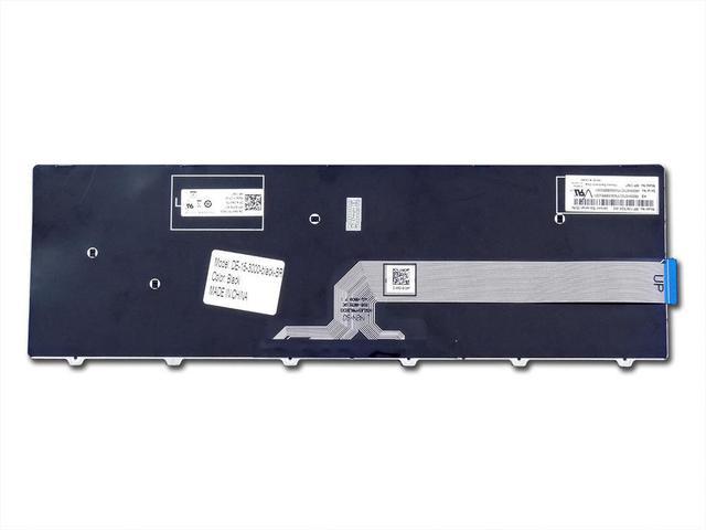 Imagem de Teclado Notebook - Dell Inspiron 15 5000 - Preto Br