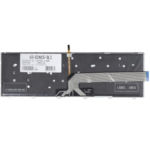 Imagem de Teclado para Notebook Dell Inspiron 15-5555