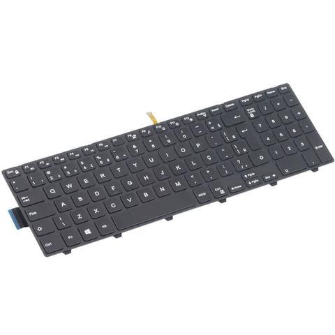 Imagem de Teclado para Notebook Dell Inspiron 15-5566-A30p