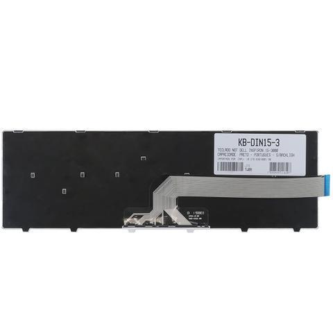 Imagem de Teclado para Notebook Dell Inspiron 15-5566-A40p