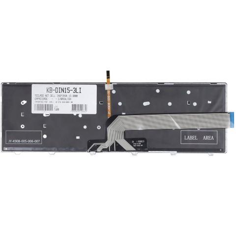 Imagem de Teclado para Notebook Dell Inspiron 15-5566-D10