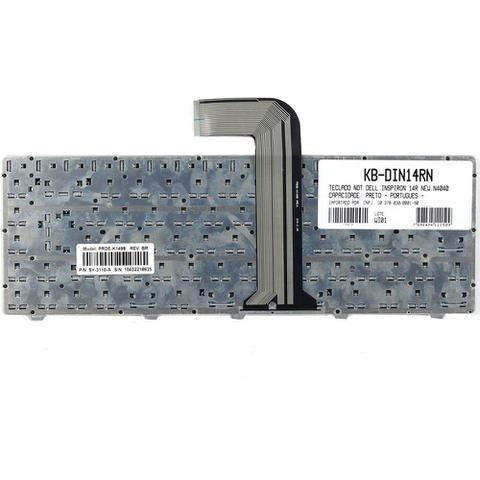 Imagem de Teclado para Notebook Dell Inspiron N4050