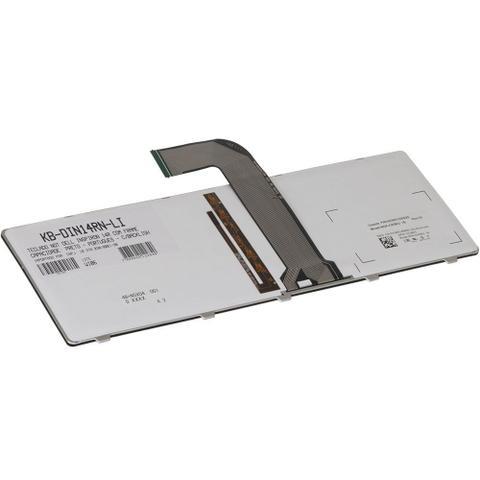 Imagem de Teclado para Notebook Dell XPS L502x