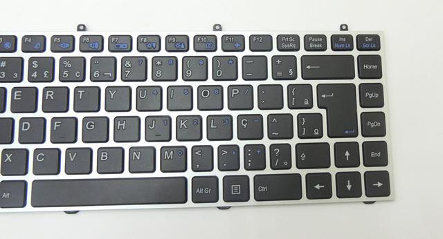 Imagem de Teclado Para Notebook Itautec W7530