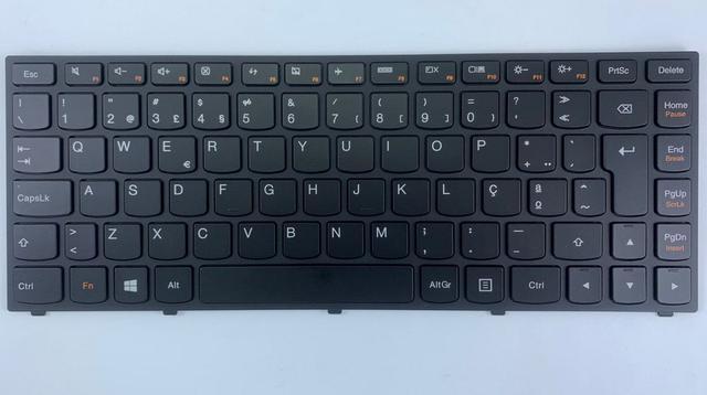 Teclado Yoga 13 13-ise Lenovo