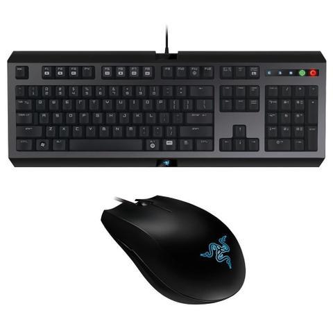 Imagem de Teclado Razer Cyclosa Combo Com Mouse Abyssus