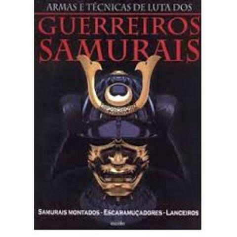 Imagem de Técnicas de Luta dos Guerreiros Samurais