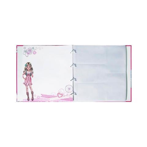 Imagem de Teen Álbum 200 fotos 10x15 Capa Dura com Caixa Protetora