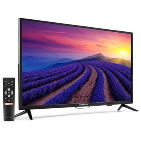 """Tv 32"""" Led Multilaser Full Hd - Tl005"""