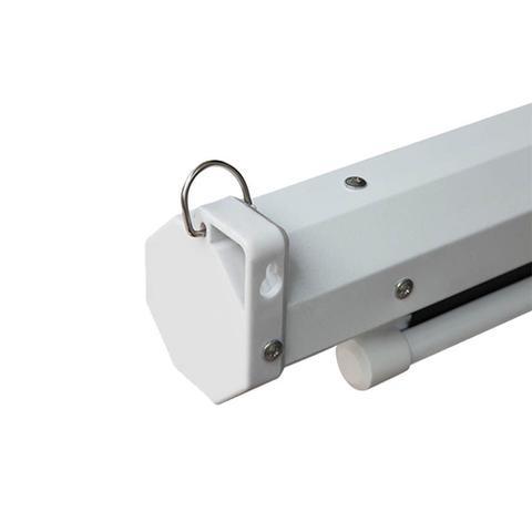Imagem de Tela De Projeção Elétrica 2,03X1,52M 100 Polegadas Com Controle Remoto 110V - AC350