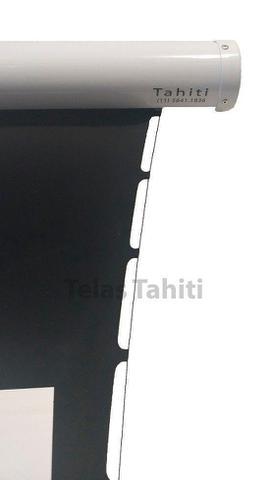 Imagem de Tela de Projeção Elétrica Tensionada Tahiti 16:9 WScreen 119 Polegadas 2,63 m x 1,48 m TTTE-010