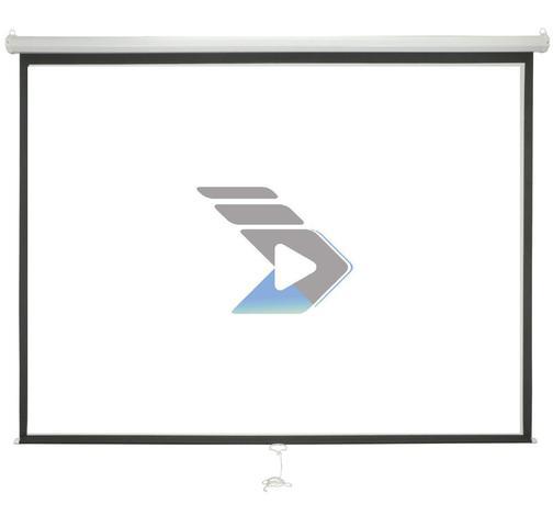 Imagem de Tela de Projeção Retrátil GMR 2,34m x 1,32m GTRM106H 16:9 106 Polegadas