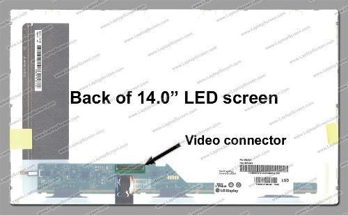 Imagem de Tela Led 14.0 Para Notebook Itautec W7425 1366 X 768 Hd