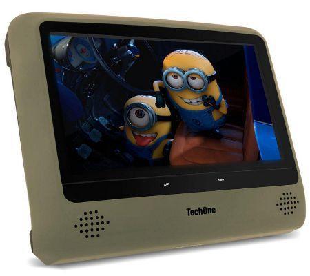 Imagem de Tela Portátil Encosto De Cabeça DVD Monitor C/ Tela 9 Pol usb Sd BMW 120i SPORT Oferta