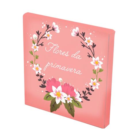 Imagem de Tela Prolab Gift Primavera Rosa