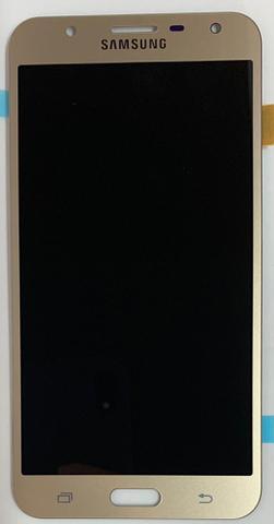Imagem de Tela Touch Display Frontal LCD J7 Neo J701 Original Oled Dourado