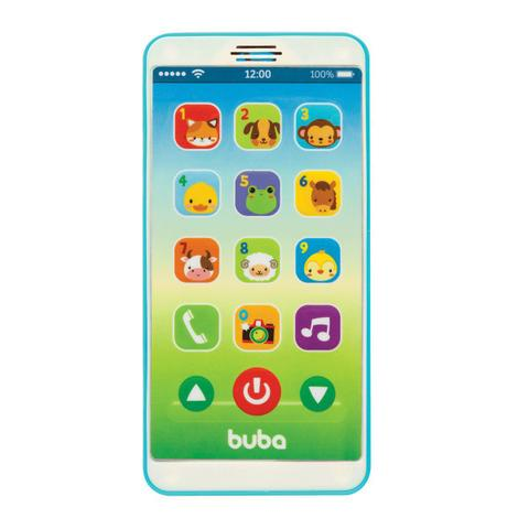 Imagem de Telefone Celular Baby Phone Buba Educativo Divertido