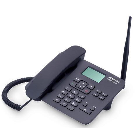 Imagem de Telefone Celular Fixo Mesa CA-42S Aquario Rural Dual Chip Quadriband