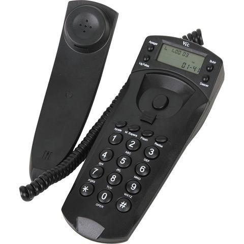 Imagem de Telefone Gôndola com Identificador/Bloqueador Vec 46i V9 - Preto