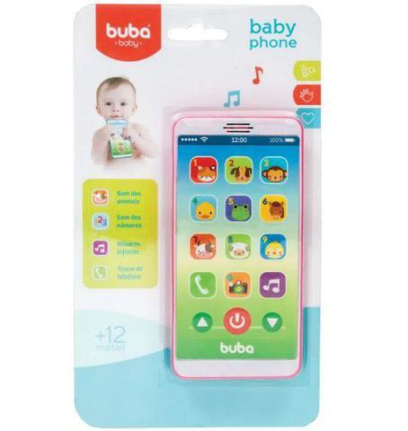 Imagem de Telefone Infantil Baby Phone - Buba