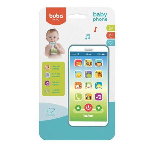 Imagem de Telefone Infantil Baby Phone Buba