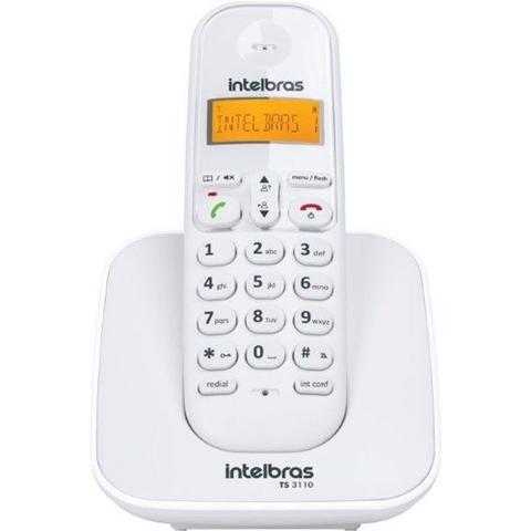 Imagem de Telefone Intelbrás Wireless 3110 Sem Fio
