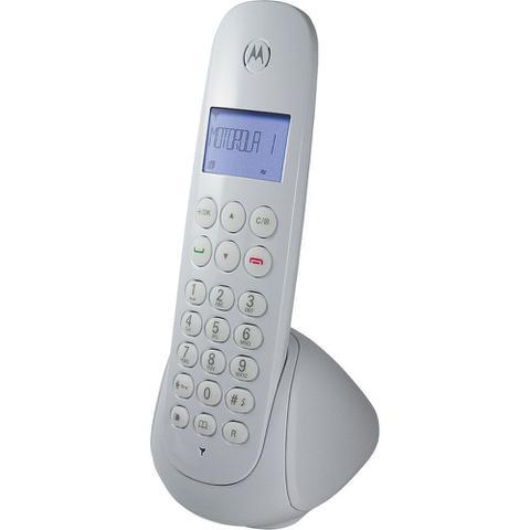 Imagem de Telefone sem Fio com Identificador Motorola MOTO700W - Branco