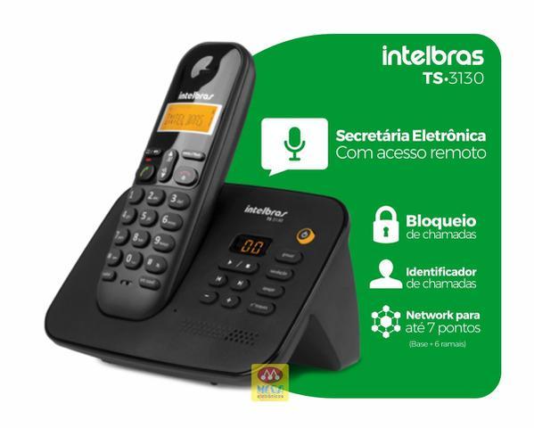 Imagem de Telefone Sem Fio Digital TS 3130 com Secretaria Eletrônica