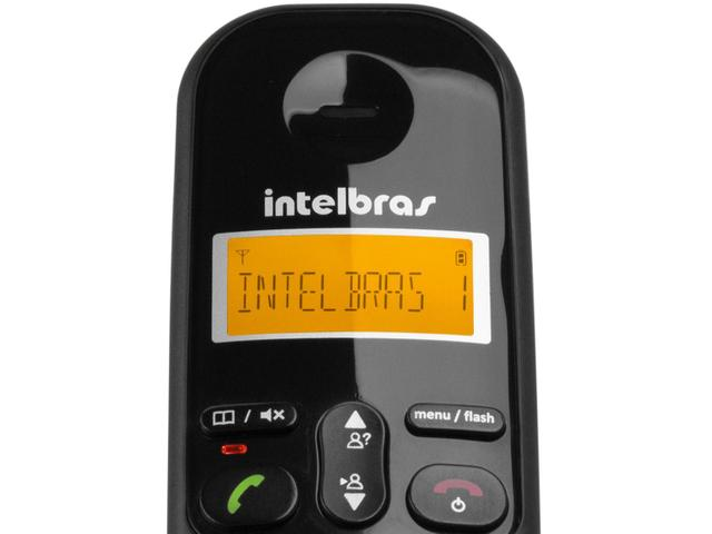 Imagem de Telefone Sem Fio Intelbras TS 3113 + 2 Ramais