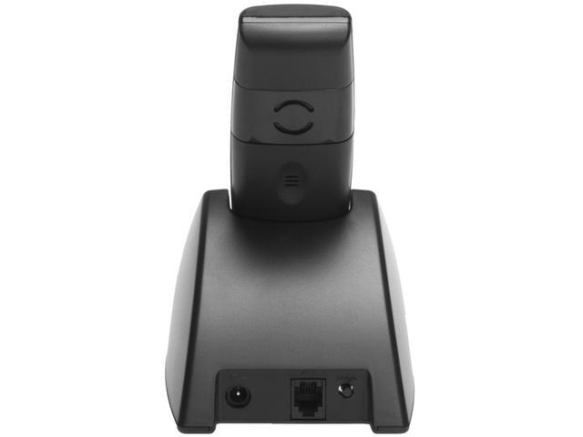 Imagem de Telefone Sem Fio Intelbras TS 40 ID Identificador de Chamada Preto