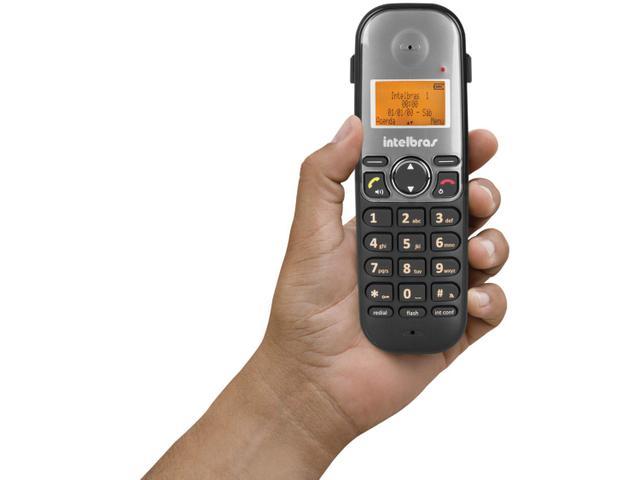 Imagem de Telefone Sem Fio Intelbras TS 5120