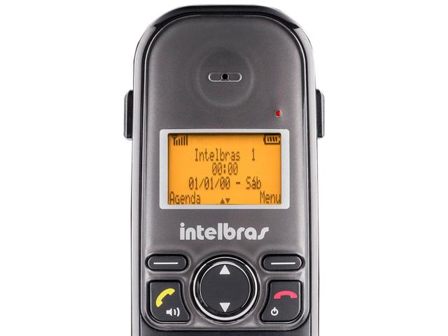 Imagem de Telefone Sem Fio Intelbras TS 5150