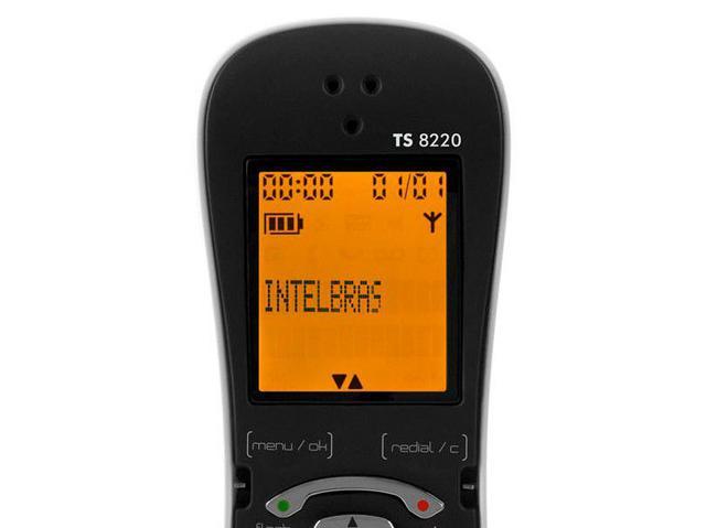 Imagem de Telefone Sem Fio Intelbras TS 8220