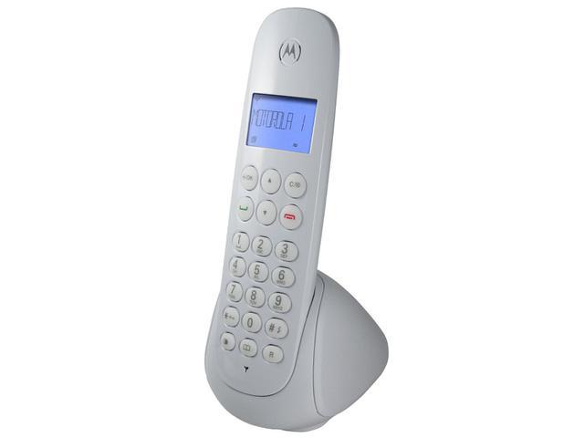 Imagem de Telefone Sem Fio Motorola MOTO700-W