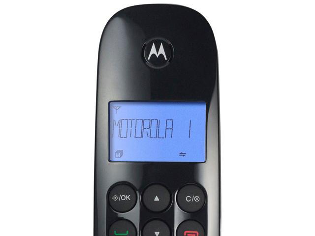 Imagem de Telefone Sem Fio Motorola MOTO750-SE