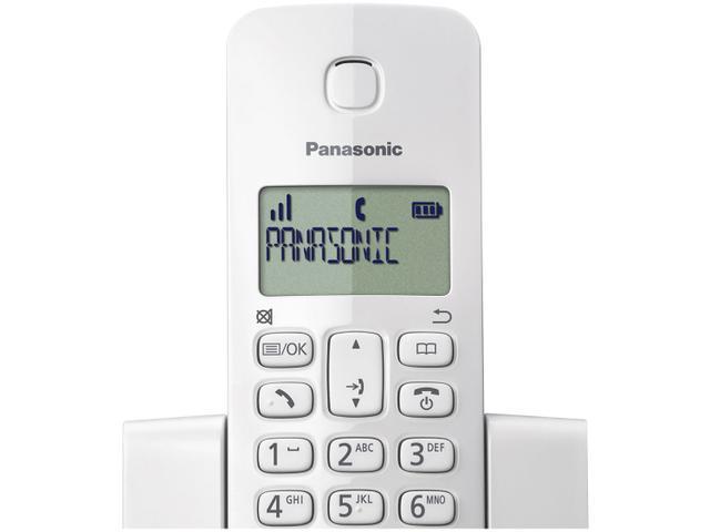 Imagem de Telefone Sem Fio Panasonic KX-TGB110LBW