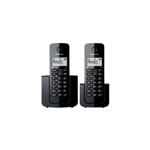 Imagem de Telefone sem Fio Panasonic KX-TGB112 LBB com Ramal