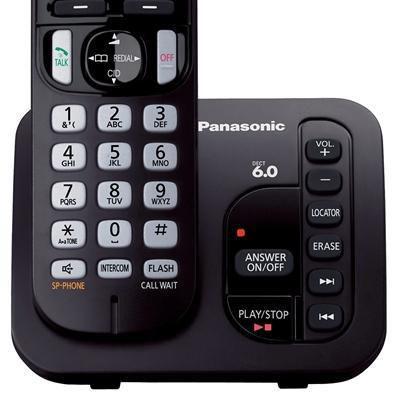 6d6099b60 Imagem de Telefone Sem Fio Panasonic KX-TGC220LBB