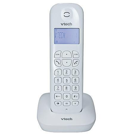 Imagem de Telefone sem fio vtech vt680w c/ identificador de chamadas