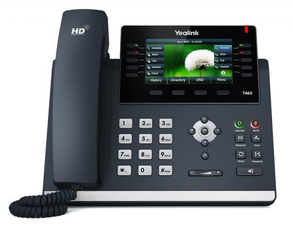 Imagem de Telefone SIP T48G Yealink - Skype for Business ou Office 365