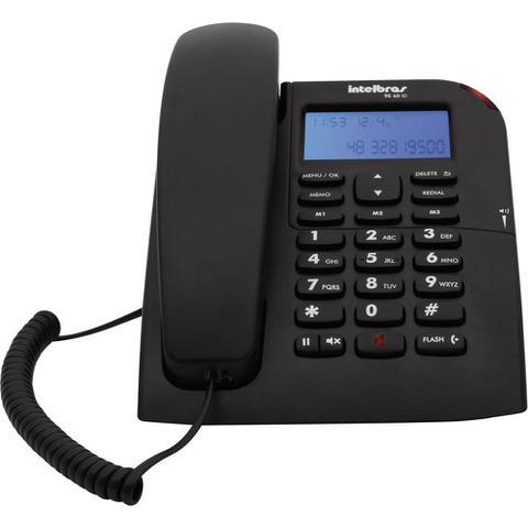 Imagem de Telefone TC60ID com Identificador de Chamadas, Viva Voz - Intelbras