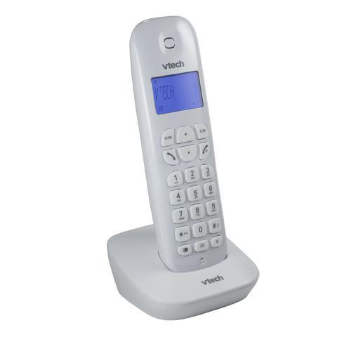 Imagem de Telefone Vtech VT680W S/Fio C/Identificador Branco