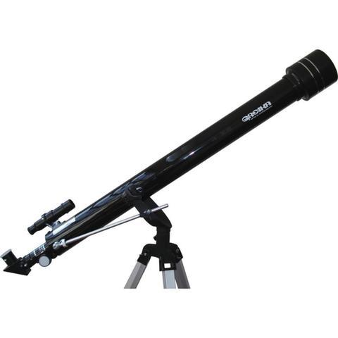 Imagem de Telescópio Azimutal com Distância Focal de 900mm e Objetiva 60mm - Greika TELE-90060
